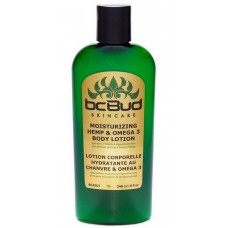 Bc Bud Moisturizing Hemp & Omega 3 Lotion