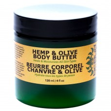 Bc Bud Hemp & Olive Body Butter
