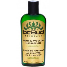 Bc Bud Hemp & Avocado Massage Oil
