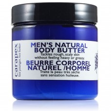 Carapex Natural Body Butter for Men