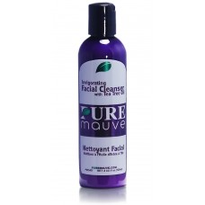 Pure Mauve Tea Tree Invigorating Facial Cleanser